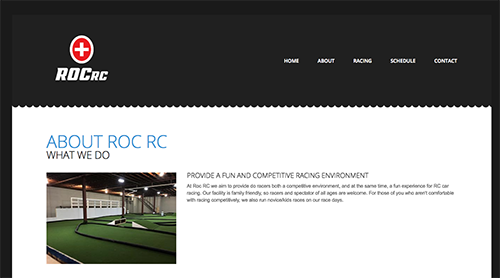 Roc RC Website
